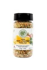 The Garlic Box Lemon Garlic & Rosemary Poultry Rub