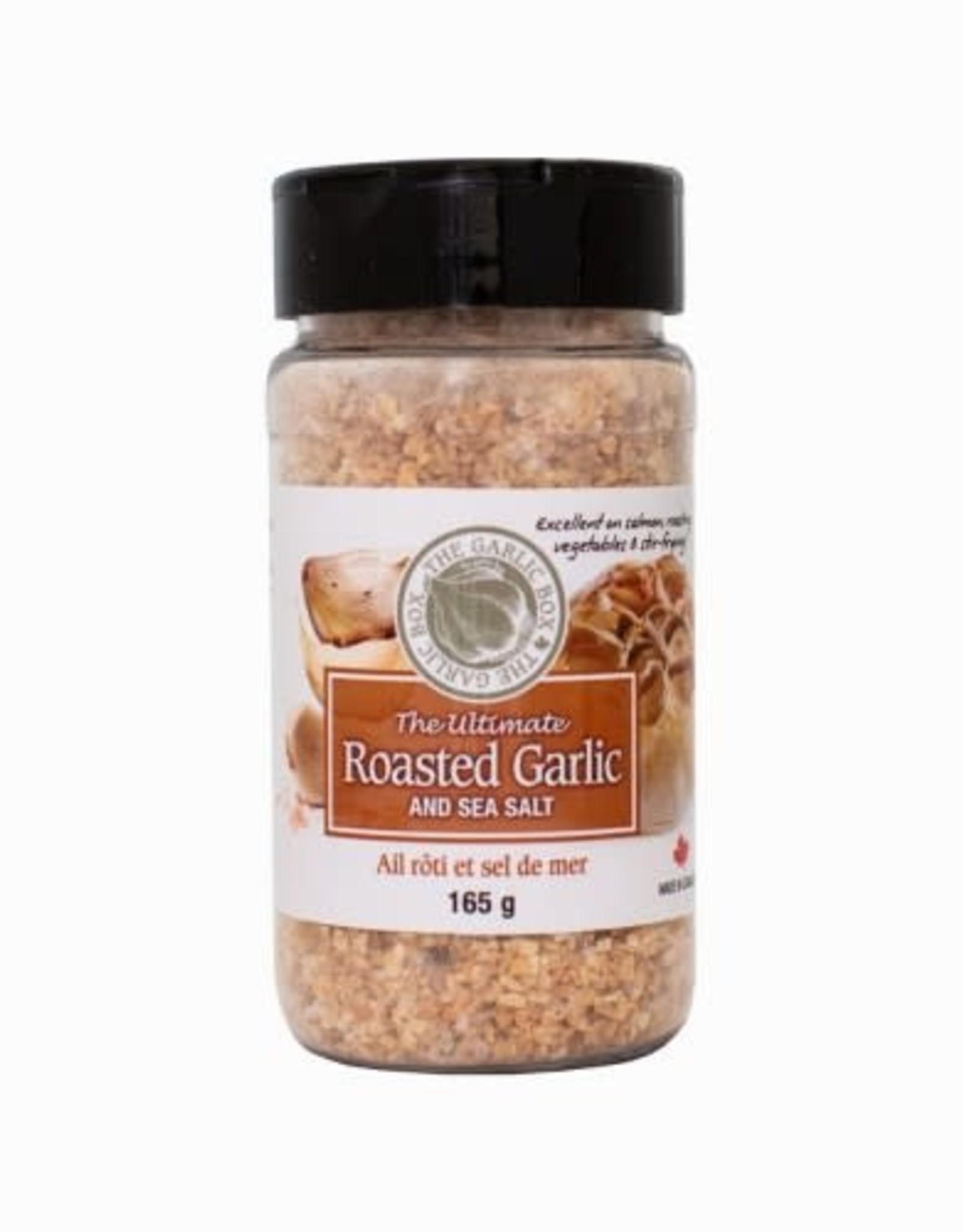 The Garlic Box Roasted Garlic & Sea Salt