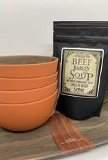 Aunt Millies Kitchen Beef Barley Soup