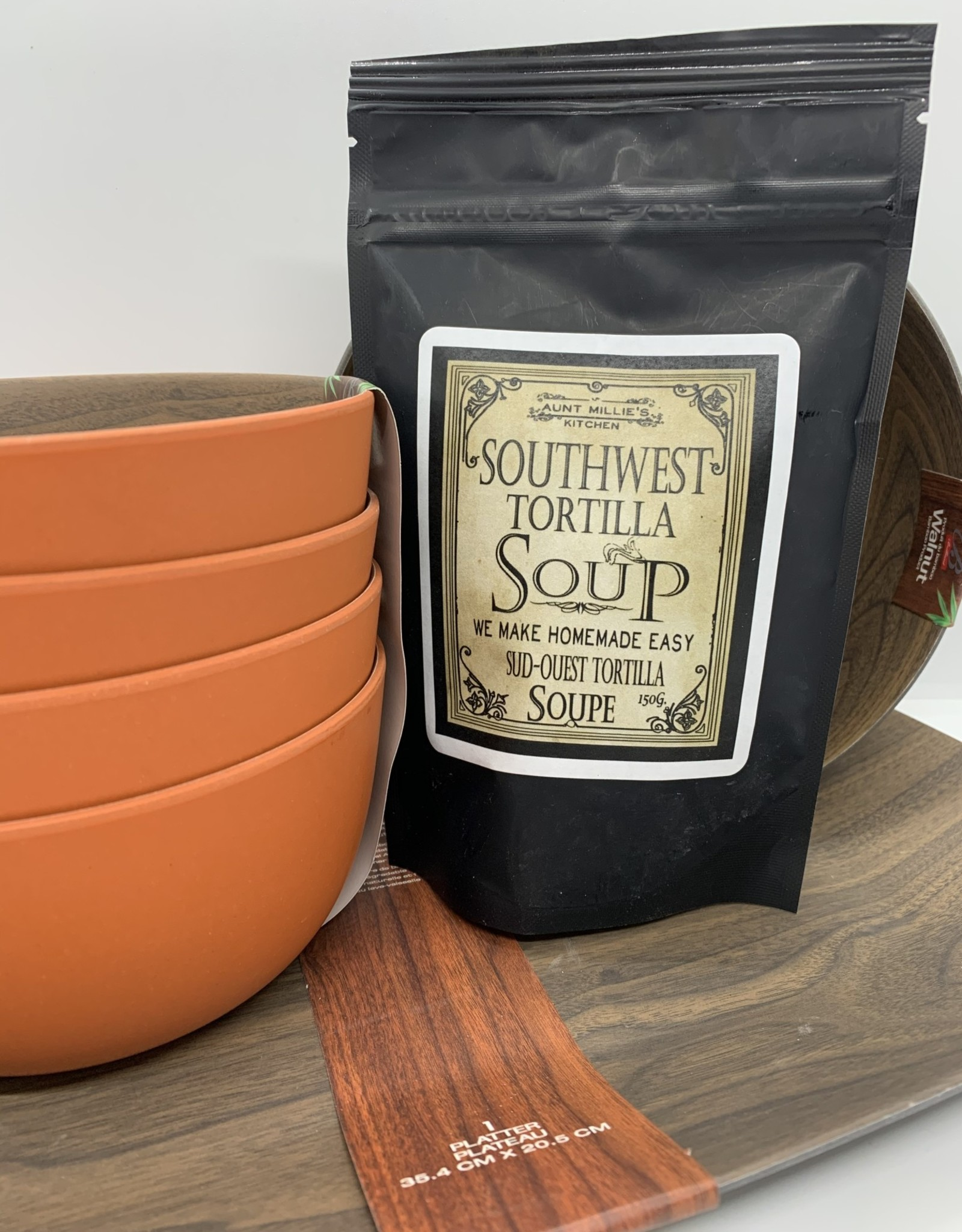 Aunt Millies Kitchen South West Soup