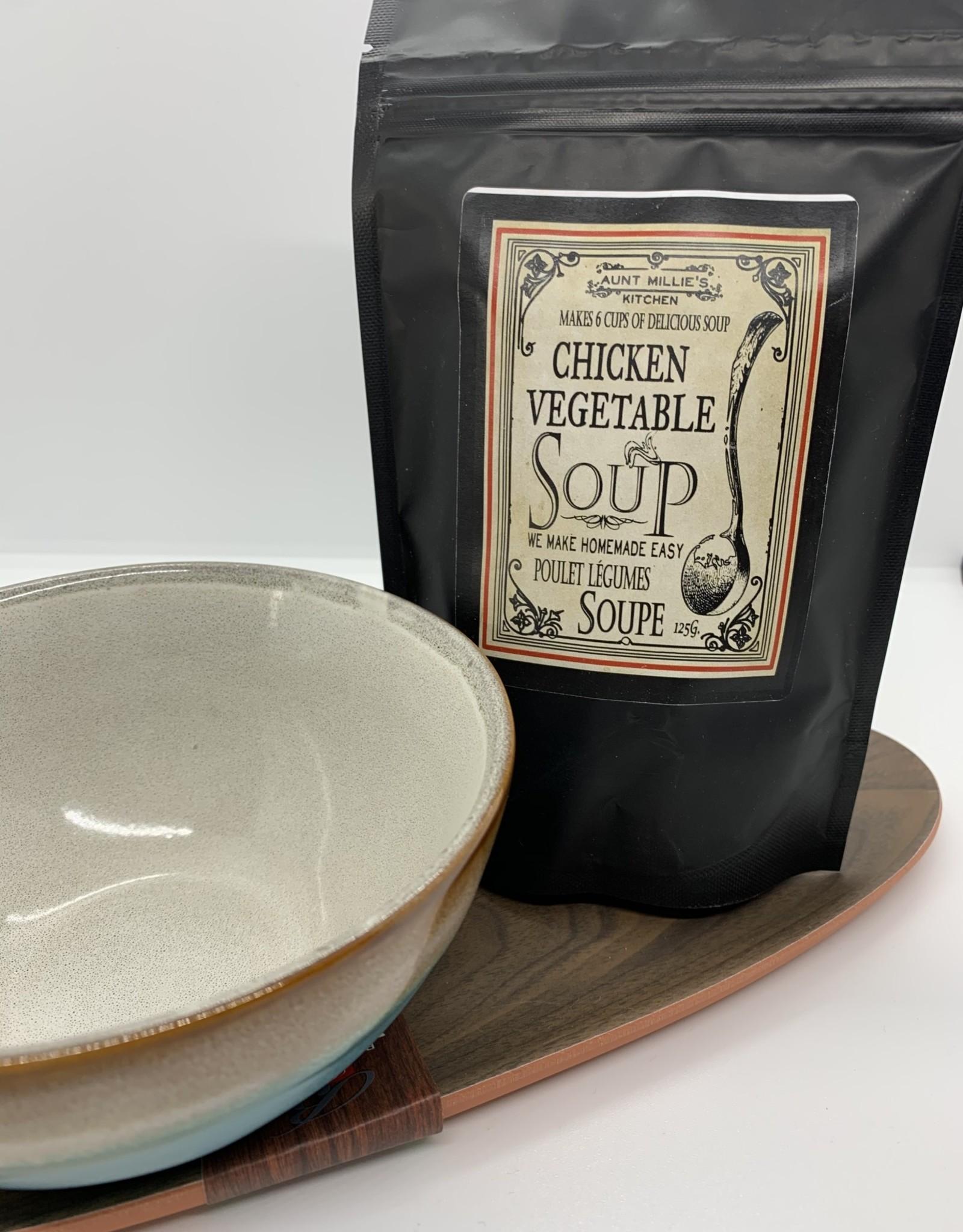 Aunt Millies Kitchen Chicken Vegetable 6 cup