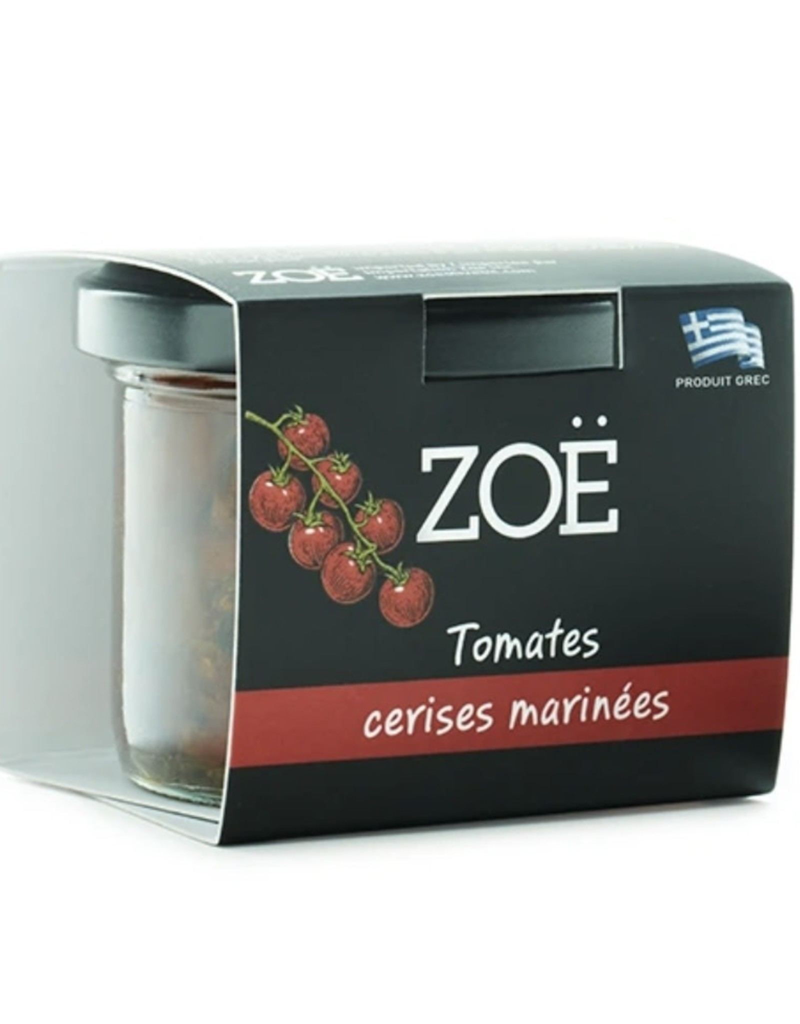 Zoe Marinated Tomatoes