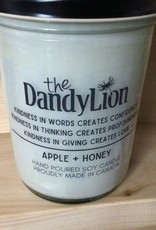 serendipity The Dandy Lion Kindness Candles 8oz with lid