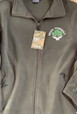 Bruce Peninsula Fleece Zip Up with hands