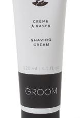 Groom Shaving Cream