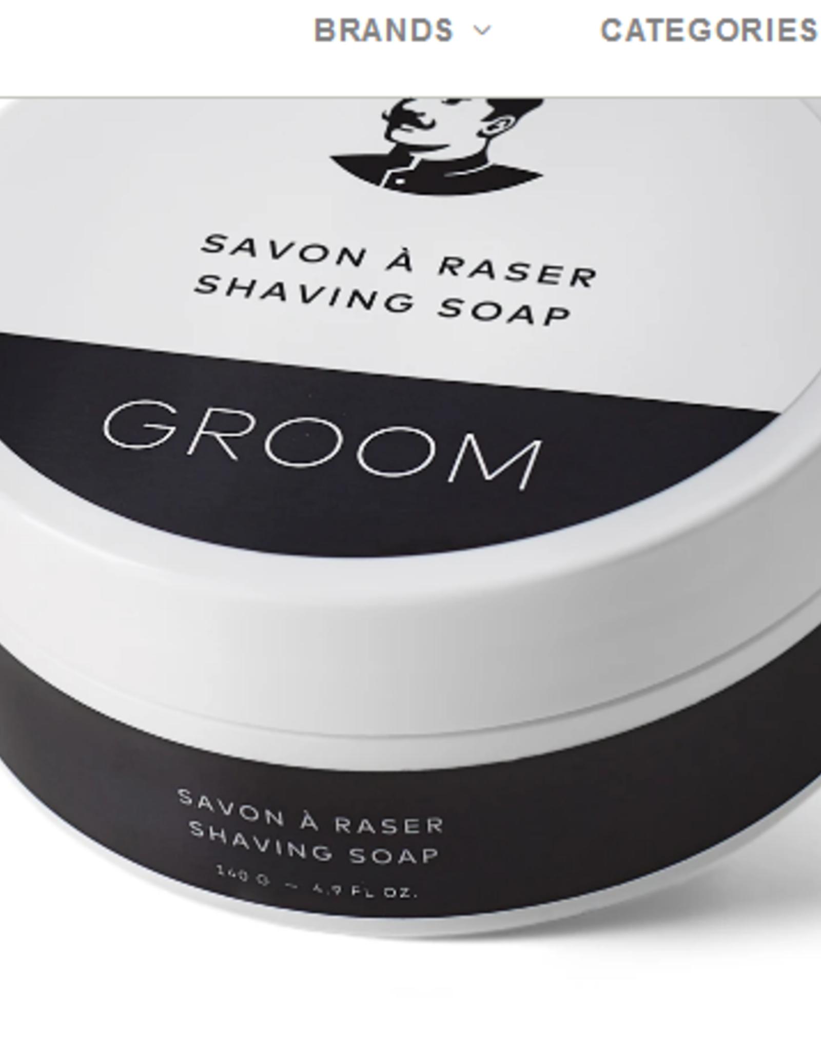 Groom Shaving Soap
