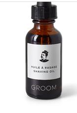 Groom Shaving Oil