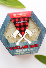 Anointment Woodland Sage Bar Soap