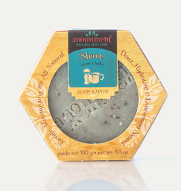 Anointment Shave Soap Bar