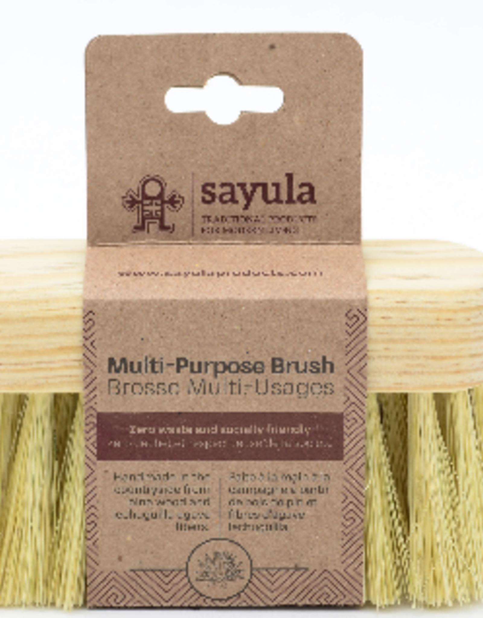 Sayula Multi Purpose Brush