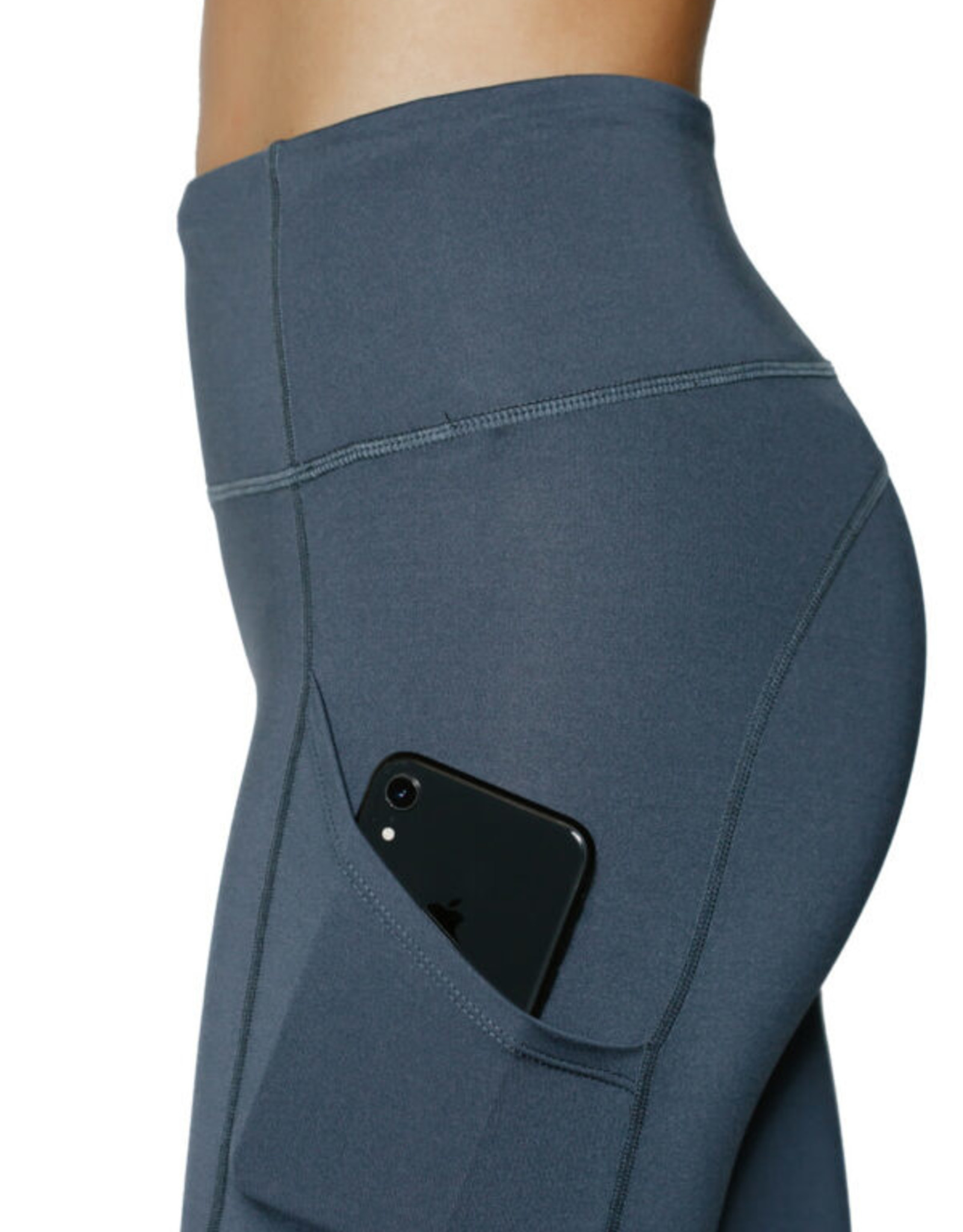 Nominou Full length leggings with pockets
