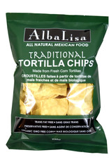 AlbaLisa Traditional Tortilla Chips