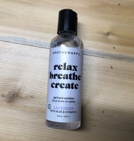 Apothehappy Hand Sanitizer Lavender