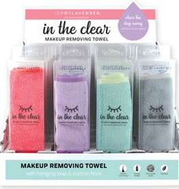 Lemon Lavender Lemon Lavender  Makeup Removing Towel