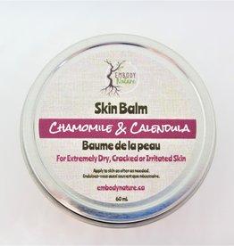 Embody Nature Chamomile & Calendula Skun Balm