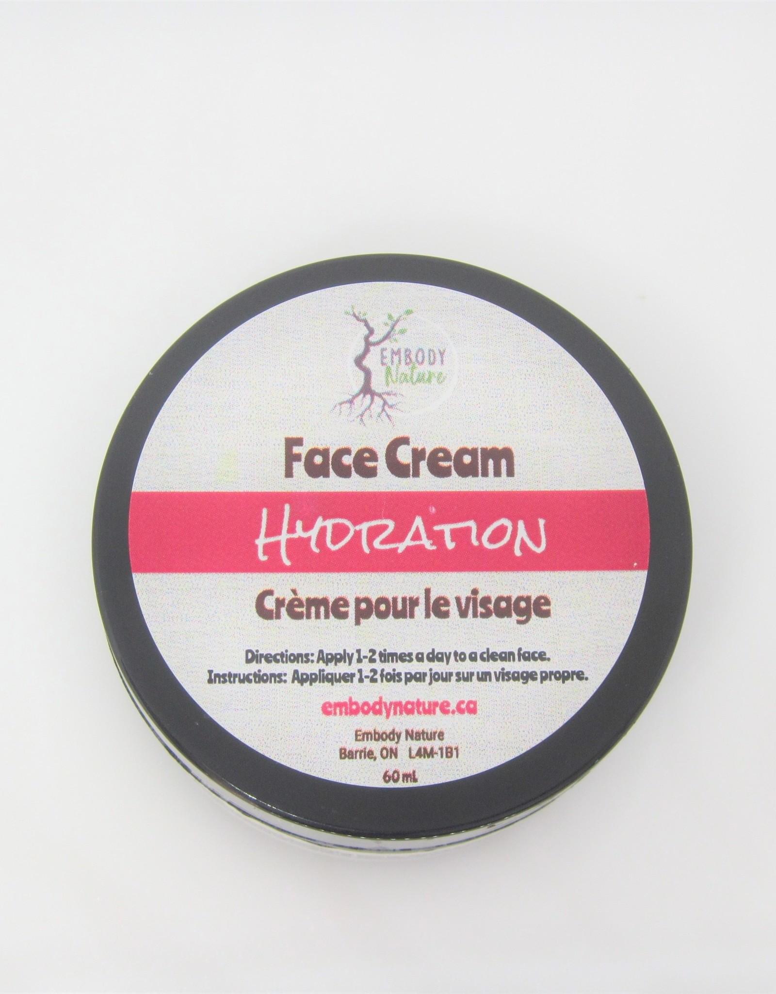 Embody Nature Hydration Face Cream