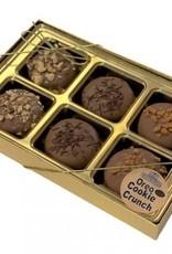 Andea Chocolate Oreo Gift Box 6 pcs