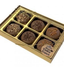 Andea Chocolate Oreo Gift Box 6 pcs
