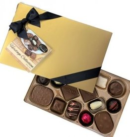 Andea Chocolate Chocolate Assortment 16 pces
