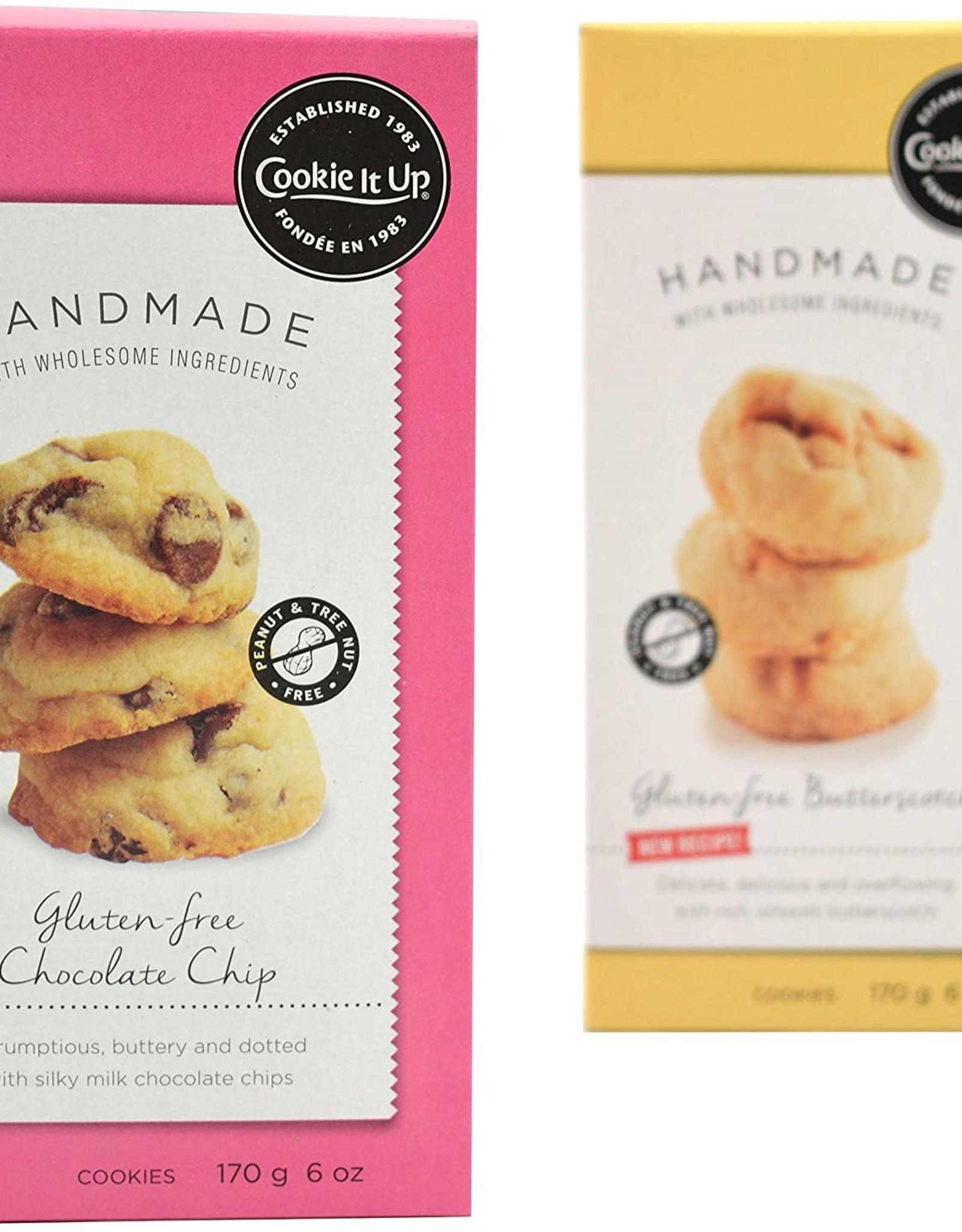 Cookie It Up Gluten Free Cookies