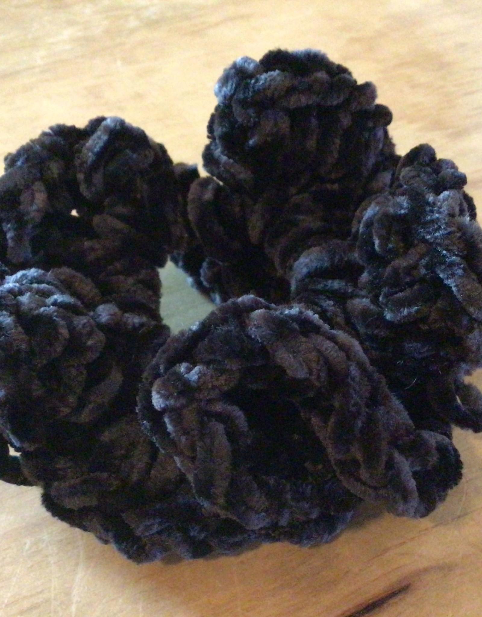 Scrunchies - Black