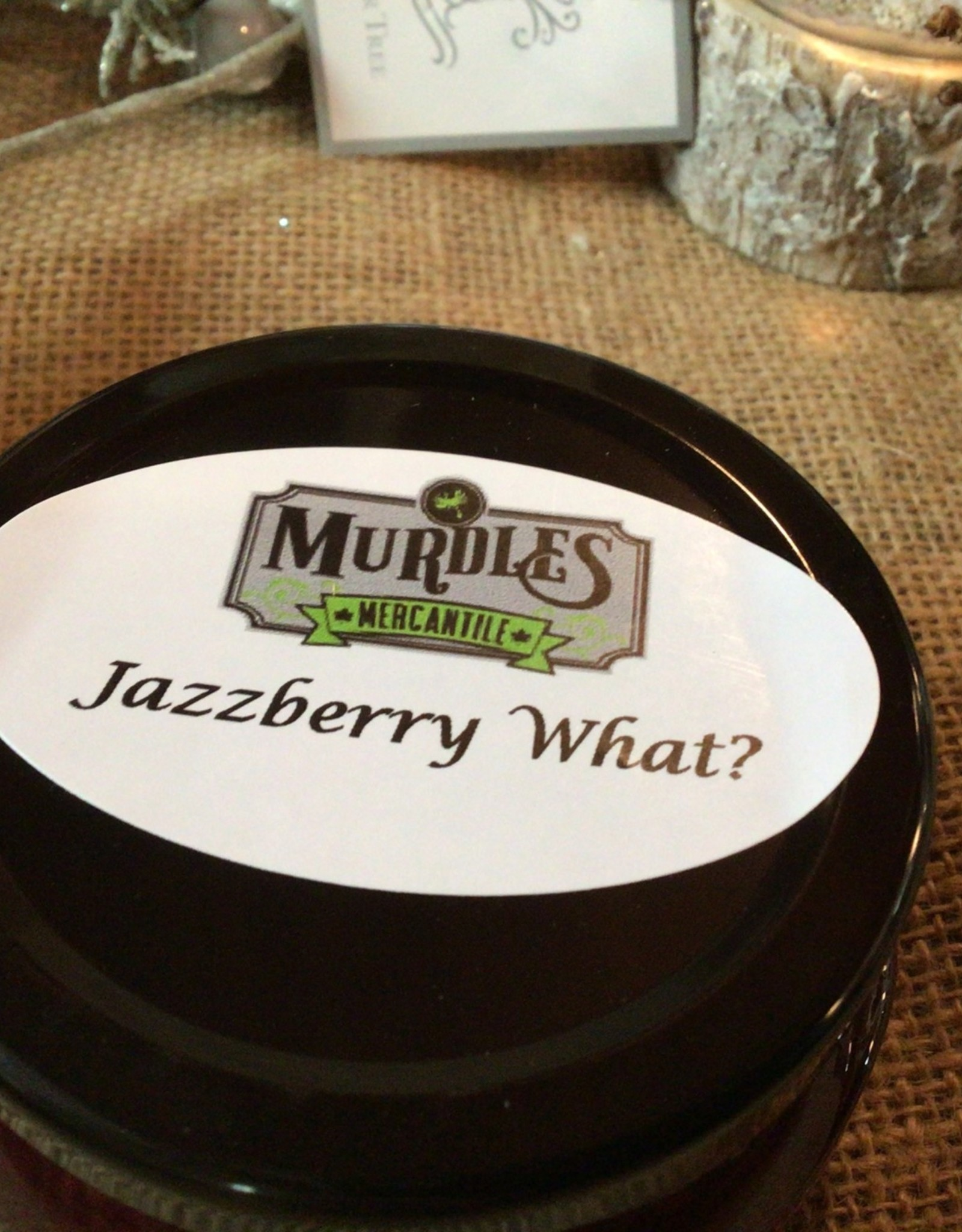 Murdles's Mercantile Jazzberry  What