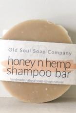 Old Soul Soap Company Shampoo Bar