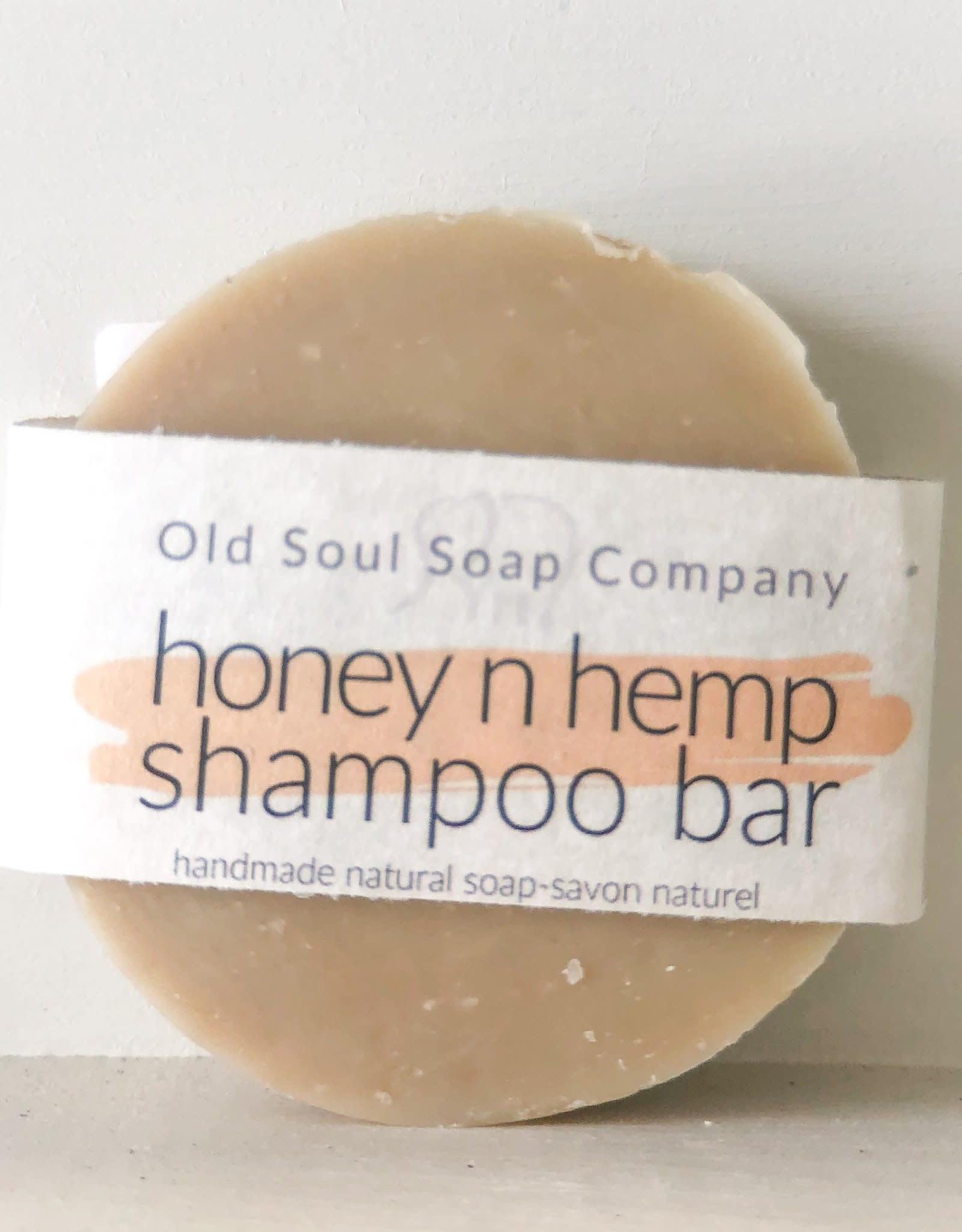 Old Soul Soap Company Shampoo Bar