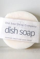 Old Soul Soap Company Dish Soap Bar