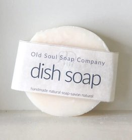 Old Soul Soap Company Dish Soap Bar