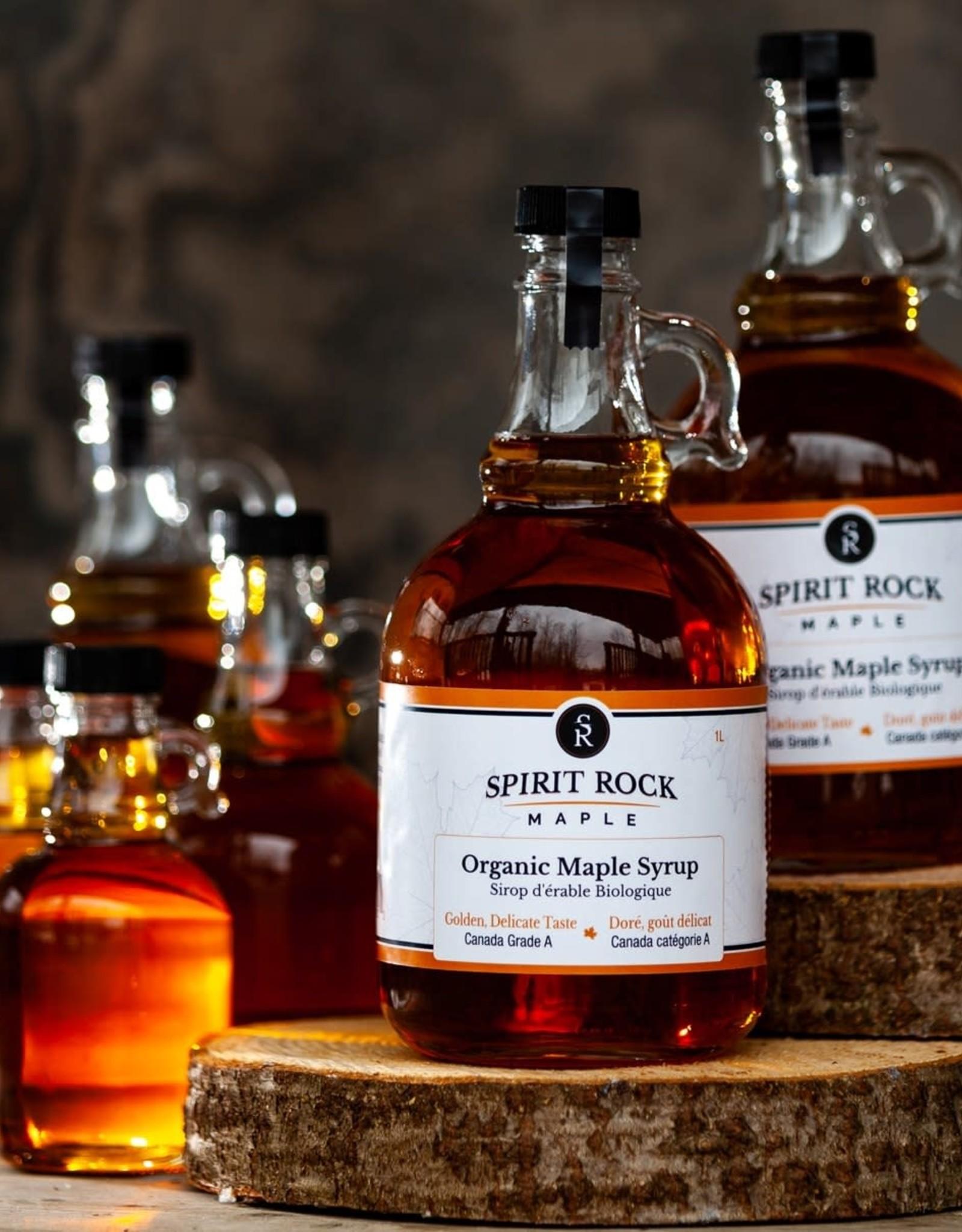Spirit Rock Maple Organic Maple Syrup 250 ml