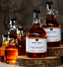 Spirit Rock Maple Organic Maple Syrup 500 ml
