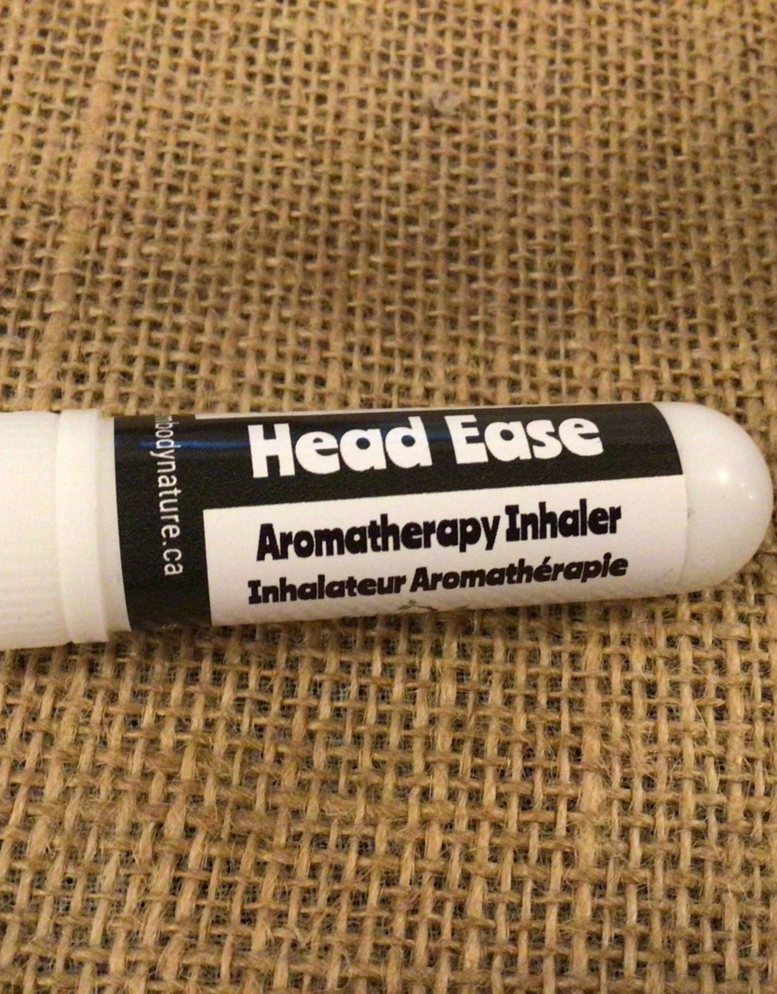 Embody Nature Head Ease Aromatherapy Inhaler