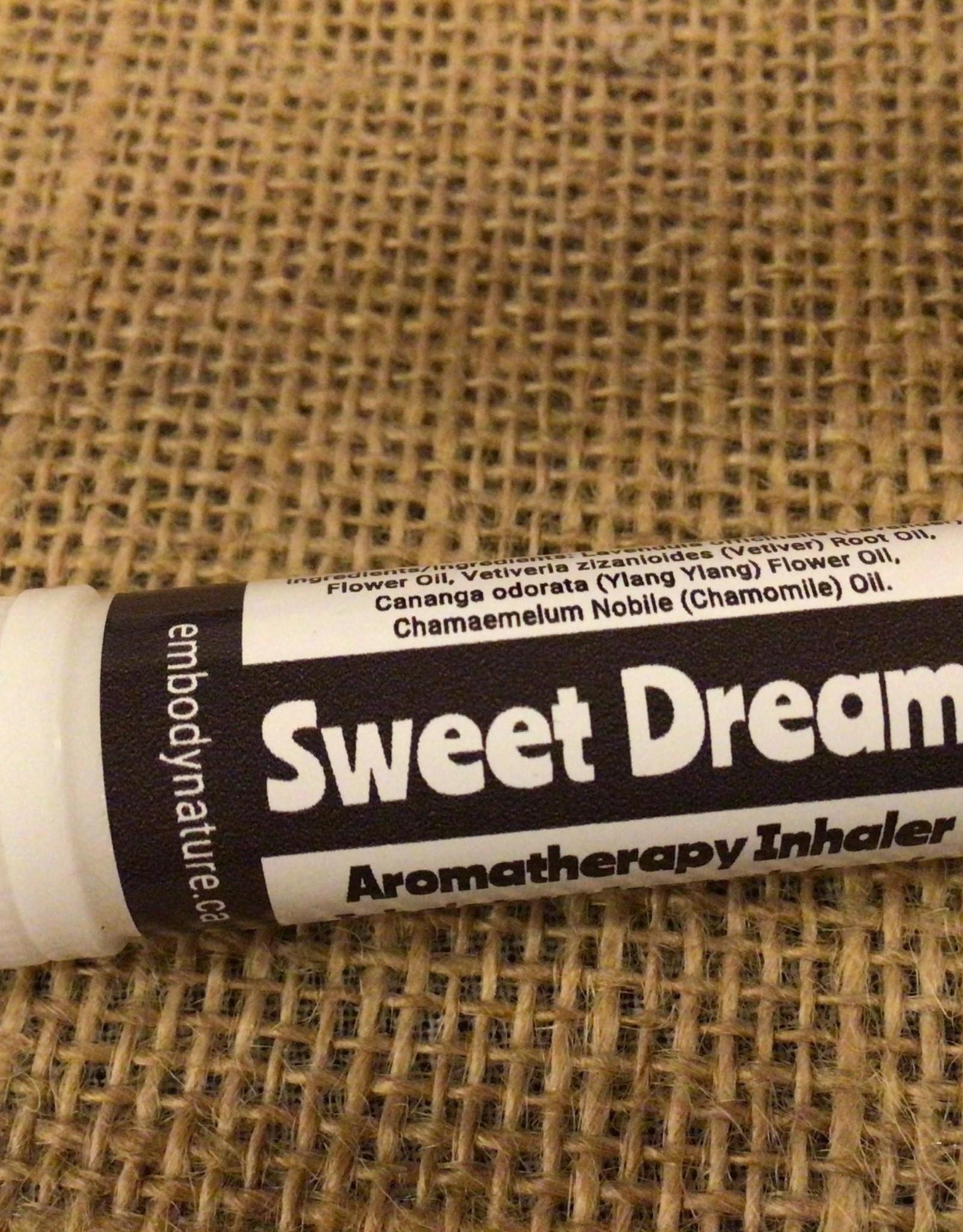 Embody Nature Sweet Dreams  Aromatherapy Inhaler