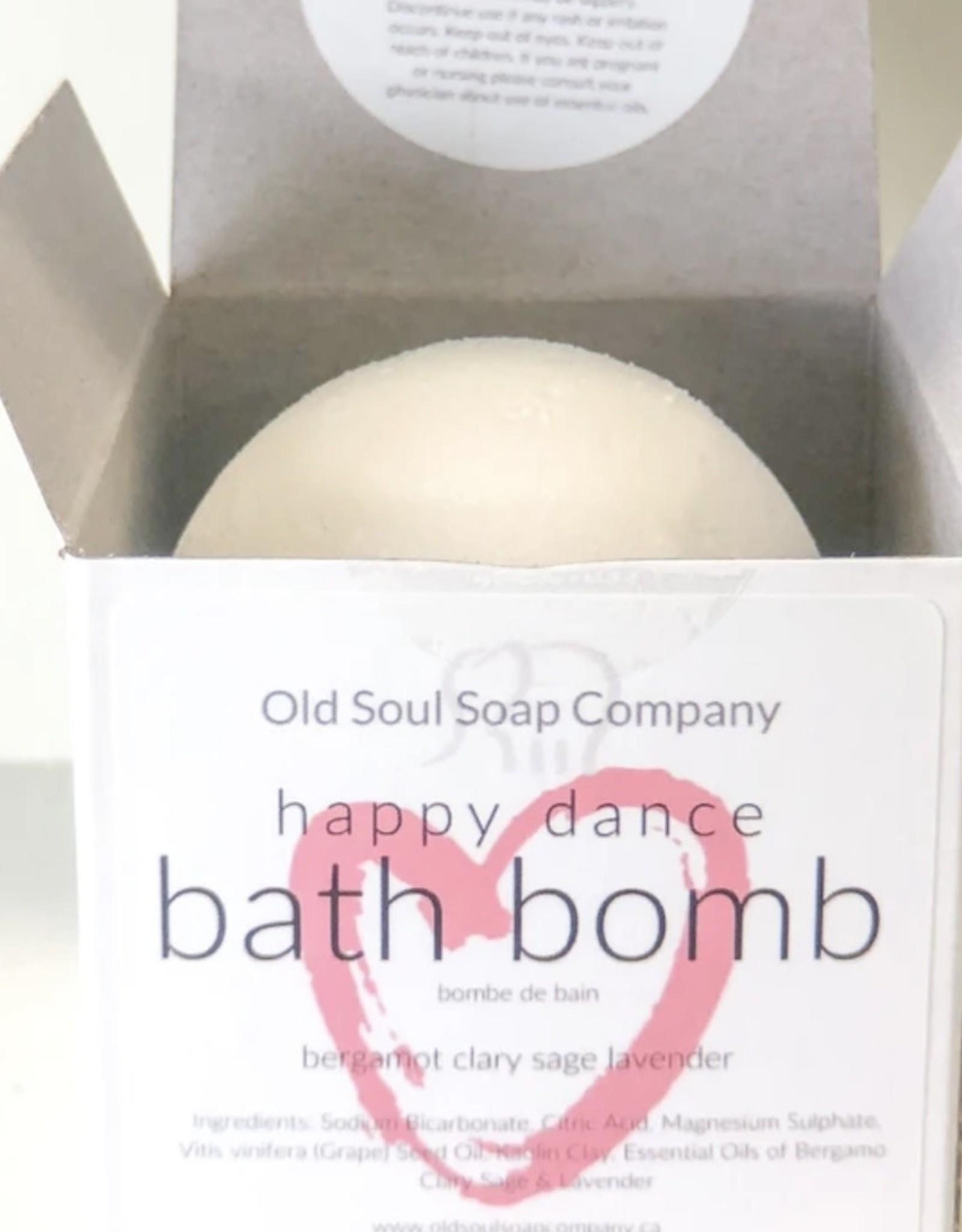 Old Soul Soap Company Bath Bomb Old Soul Soap Company