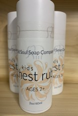 Old Soul Soap Company Kids Chest Rub