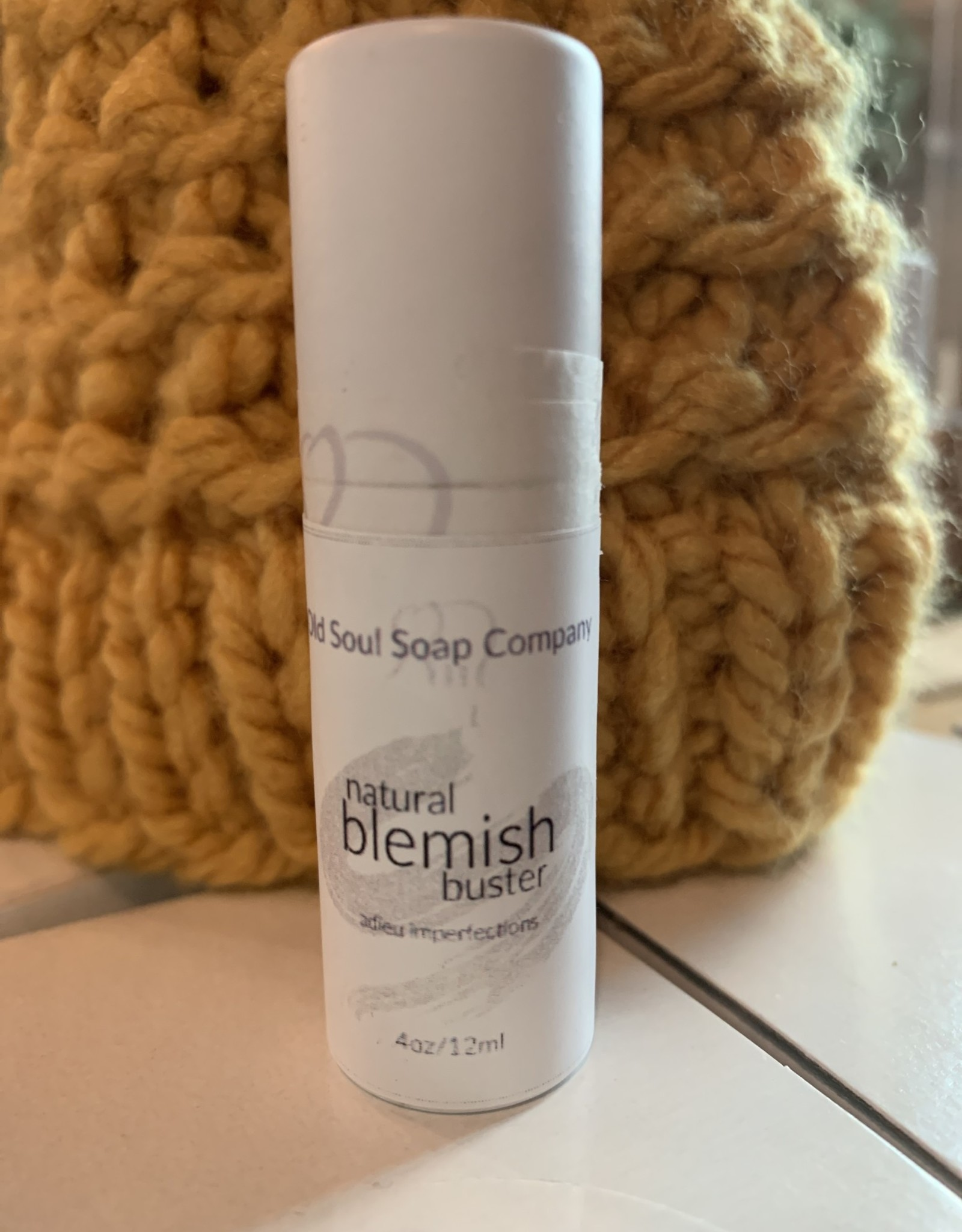 Old Soul Soap Company Blemish Buster