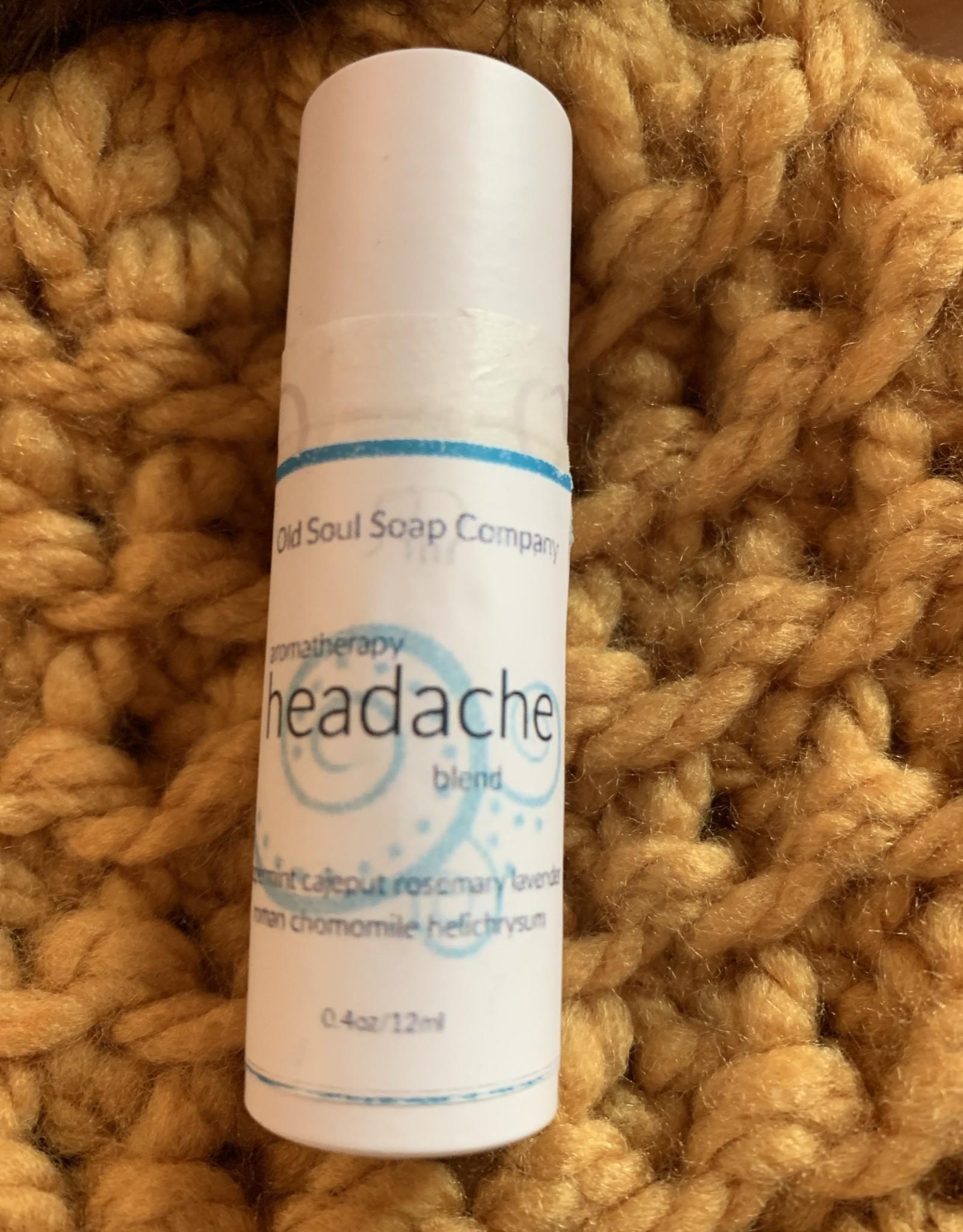 Old Soul Soap Company Aromatherapy Blends