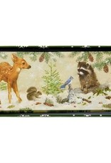 Winer Forest Friends Christmas Cards