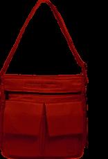 Lug Happy Camper Powder Pink Messenger Bag