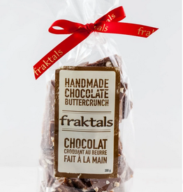 Fraktals Belgian Milk Chocolate Buttercrunch 200 Gram