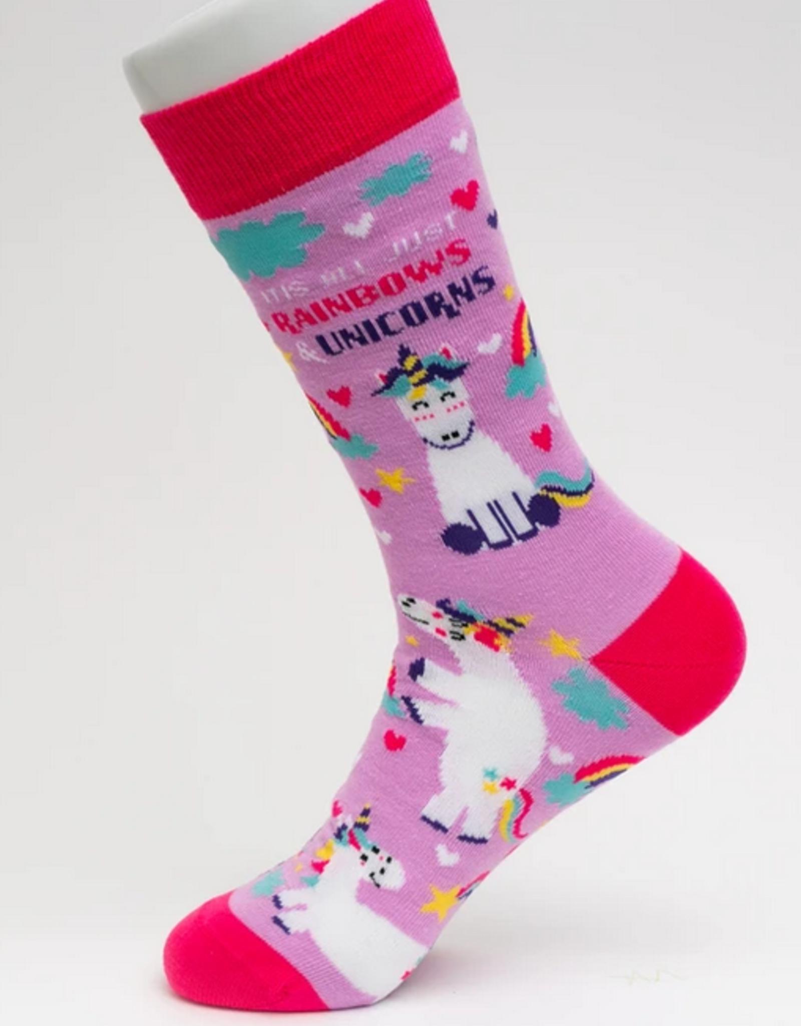 Sock Atomica Novelty Cotton Socks
