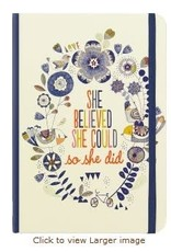 Small Journal She Believed