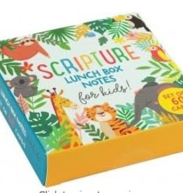Lunch Box Scripture for Kids