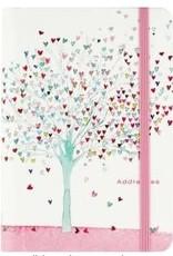 Tree of Hearts Address Book
