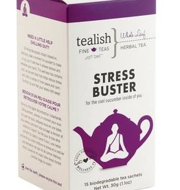 Tealish Stress Buster-Teabox