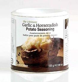 The Garlic Box Garlic Horesradish Mashed Potato Seasoning