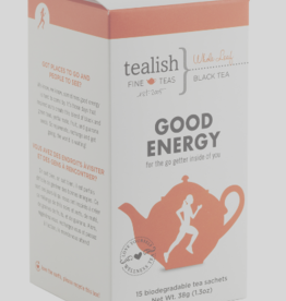 Tealish Good Energy-Teabox