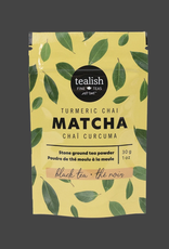 Tealish Matcha - Turmeric Chai