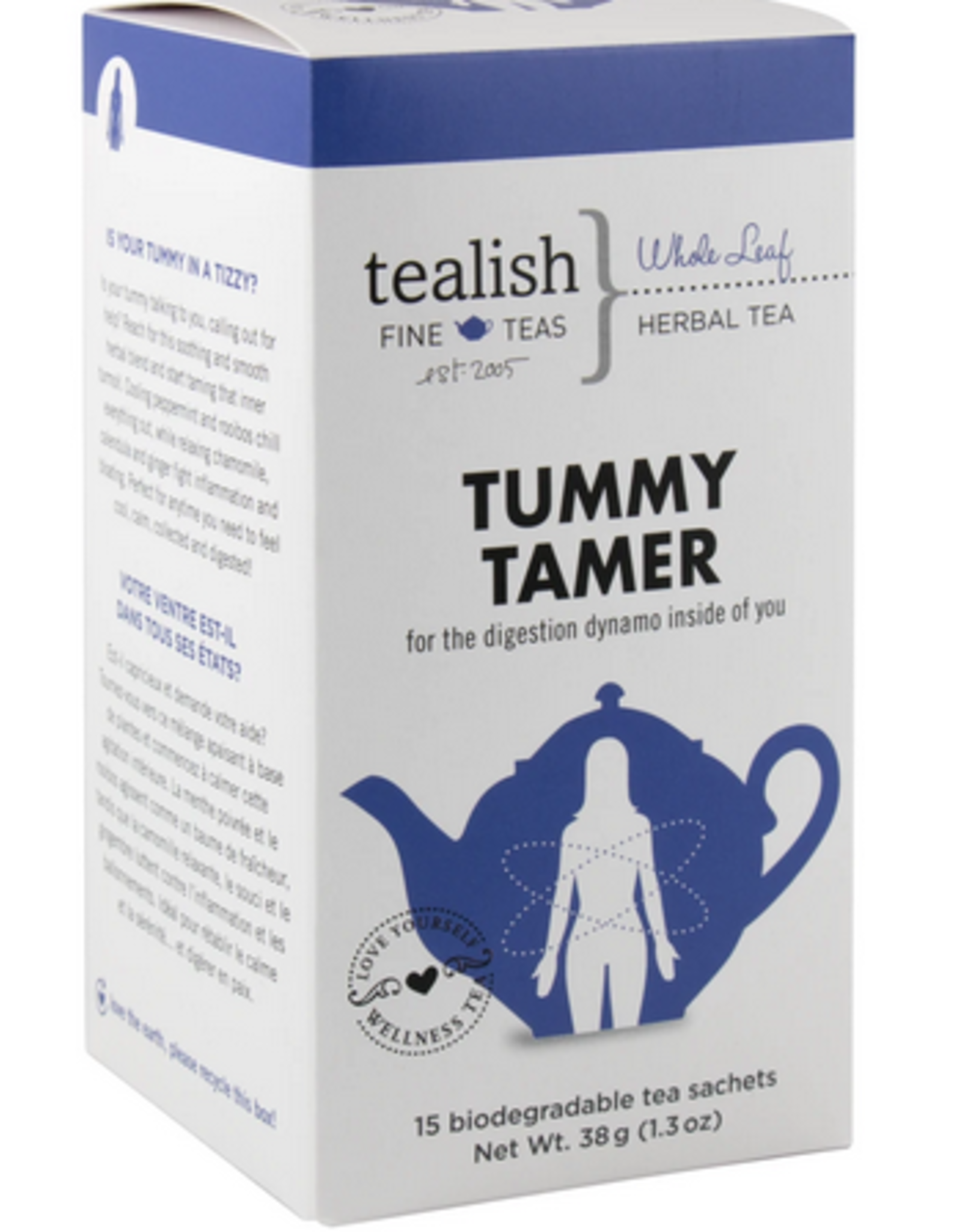 Tummy Tamer - Teabox